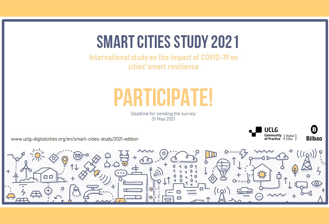 "Launch of the ""Smart Cities Study 2021"""