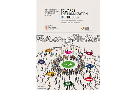 The 5th Report to the HLPF - Towards the Localization of the SDGs