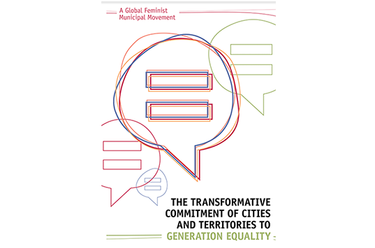 The transformative commitment of cities and territories to Generation Equality